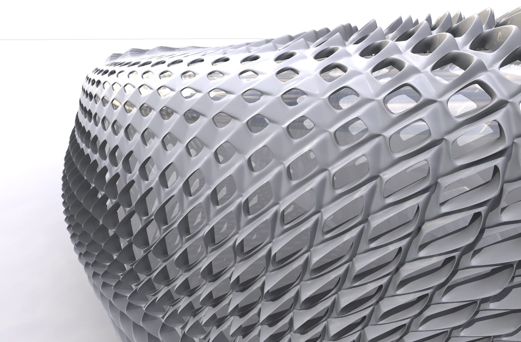 Parametric Building Skin Update 2 6 15 Independent Study