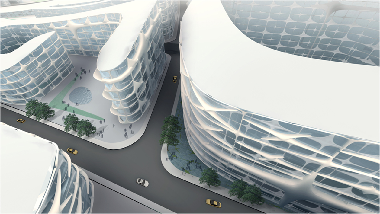 Parametricism - A New Global Style for Architecture and